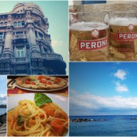 Писма на пътешественика: Бари, Италия