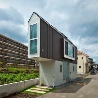 Малката японска къща с големия потенциал