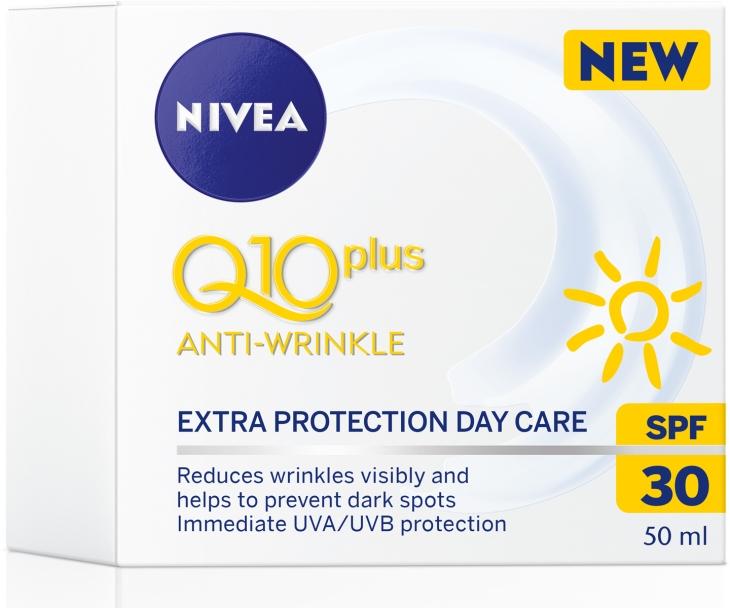 NIVEA Q10 AntiWrinkle - SleeveDayCreme
