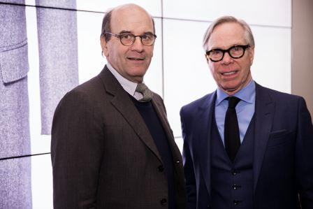 Jan 2017 - Mr Napoleone and Tommy Hilfiger at Pitti Uomo_Web