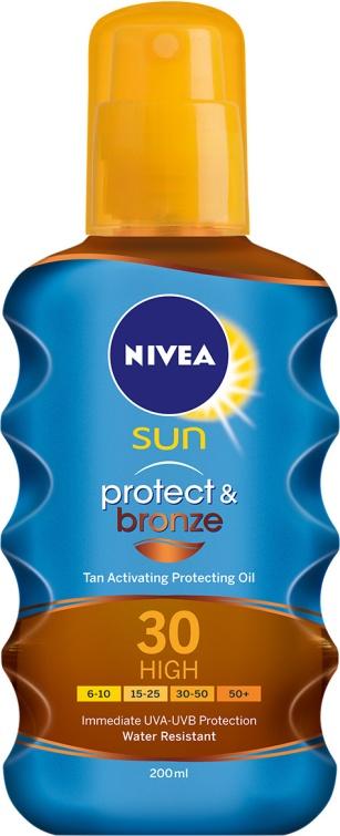 NIVEA SUN_TanActProtectOil_SPF30