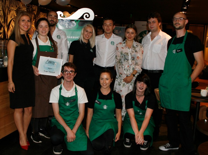 Starbucks Barista Championship 2017 1209
