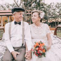 Когато любовта трае 60 години, а сватбата няма значение