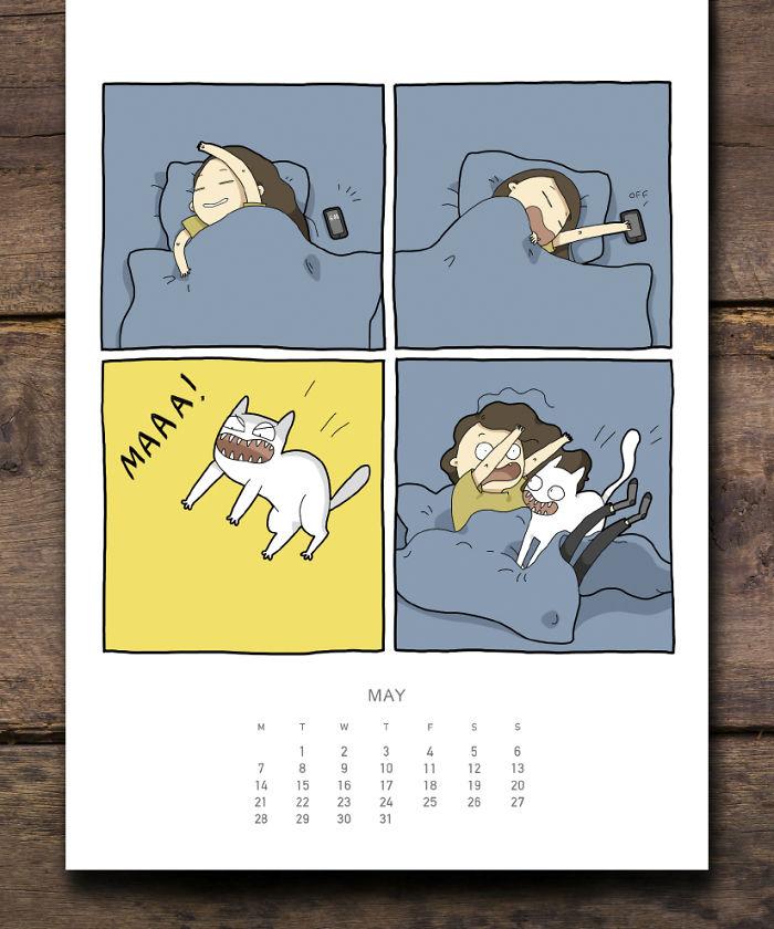 Cats-Wall-Calendar-2018-59df2d749089c__700