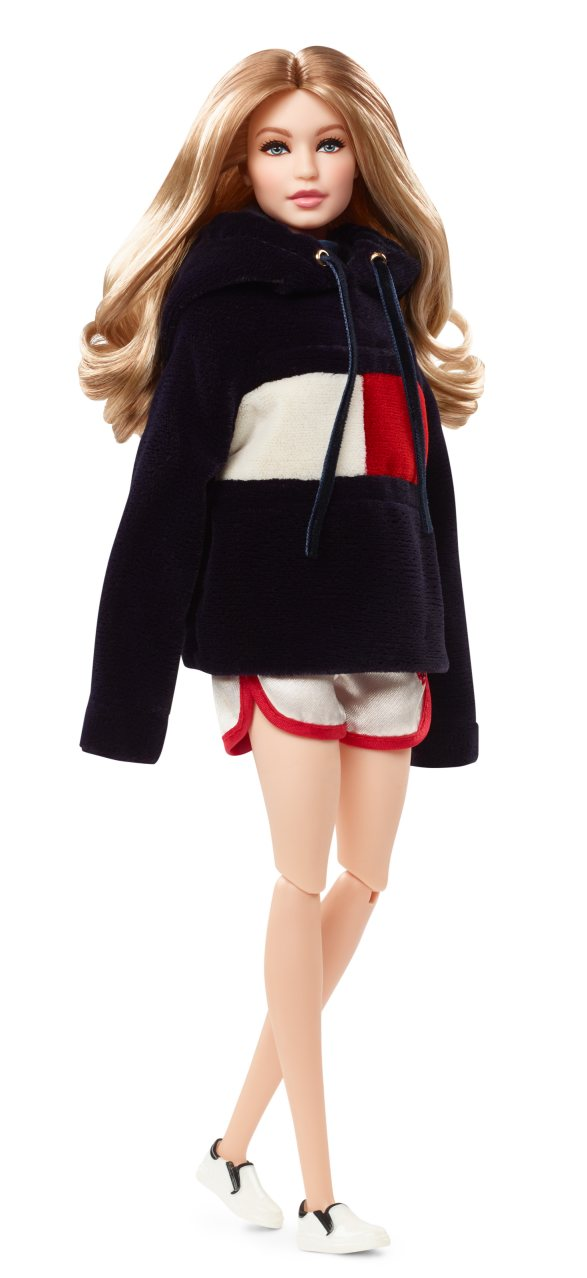TommyXGigi Barbie doll (1)