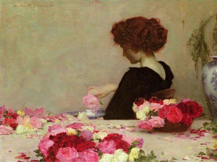 Pot Pourri, 1897 (oil on canvas)