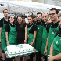 Starbucks вече и във Варна