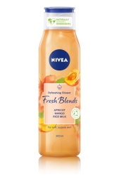 NIVEA Душ-гел Fresh Blends Apricot