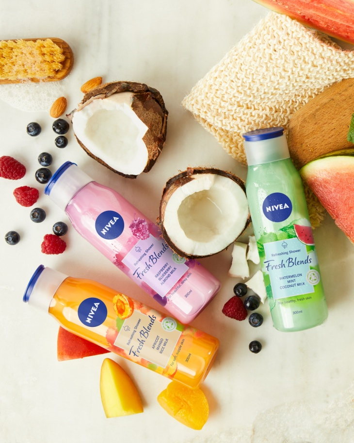 NIVEA_Fresh_Blends